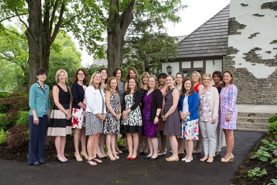 Truepoint team members at the 2016 Ladies Luncheon