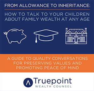 From Allowance to Inheritance