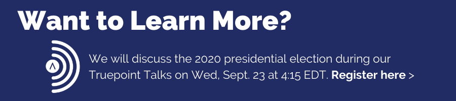Register for our September 2020 Webinar